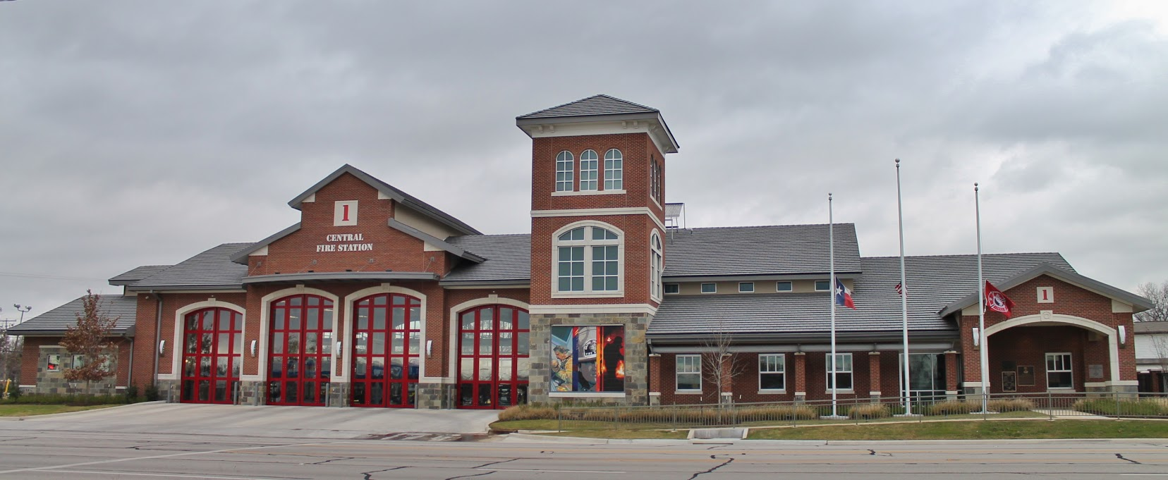Grand Prairie Fire Station